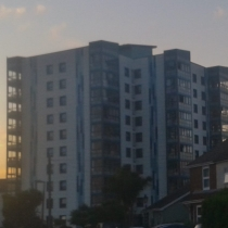 'Were tower blocks an attempt to try and socially engineer society?'