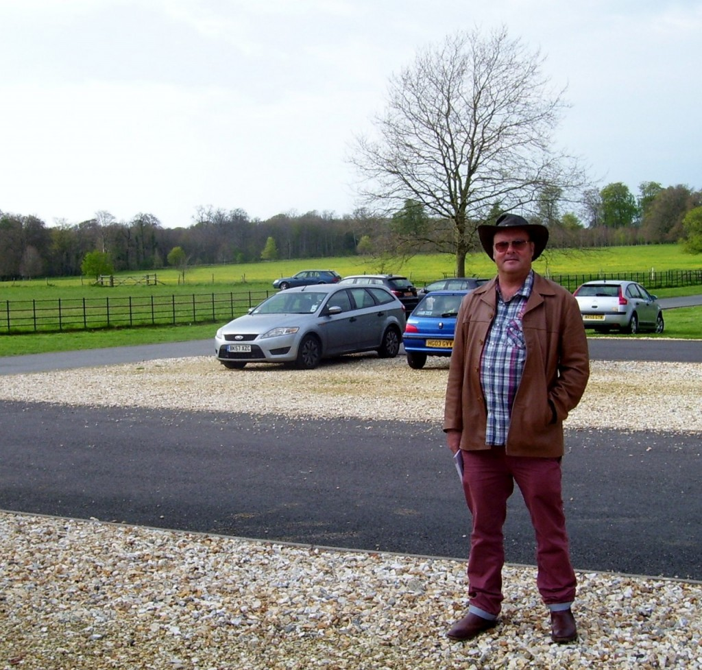 Dave @ Kingston Lacy