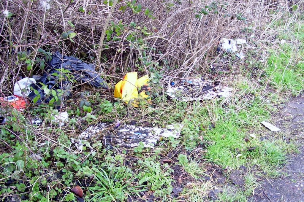 Fly tipping 2