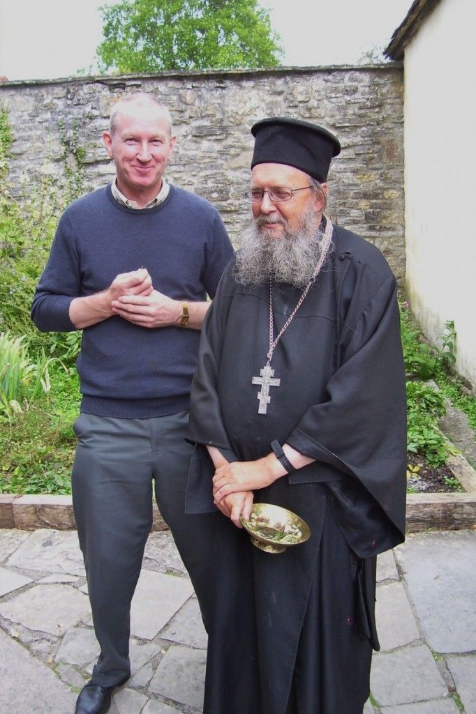 Fr John Ives & Karl