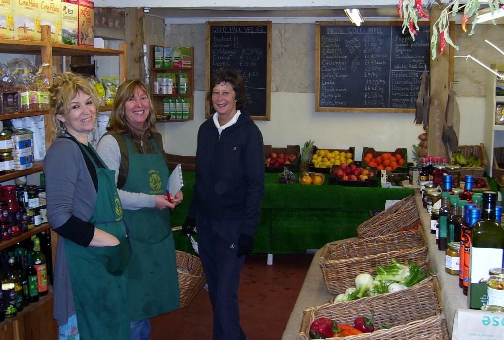 Gold Hill Organic Farm Cafe
