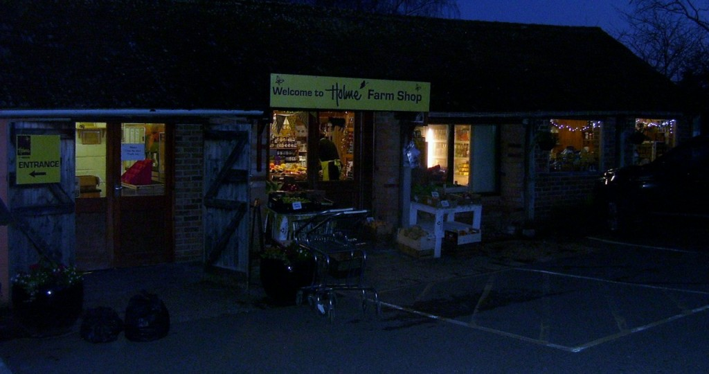 Holme 4 Gardens Farm shop