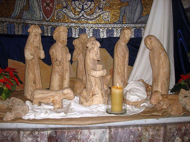 Jerusalem Nativity