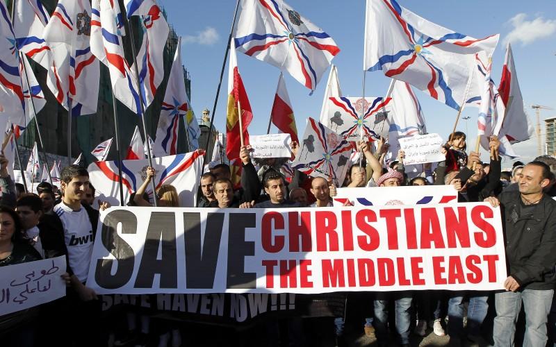 Midde East Christians