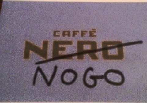 No Go to Nero