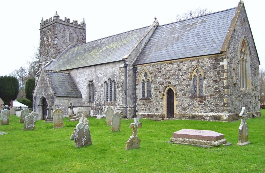 St Andrew's Church, Bloxworth