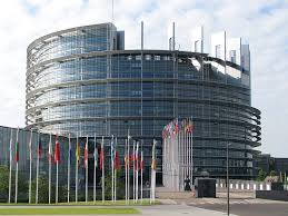 Parlament in Straßburg