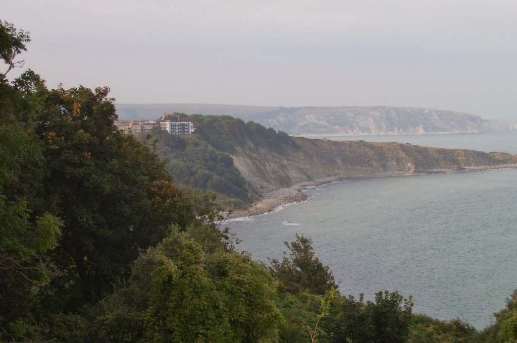 View from Durlston