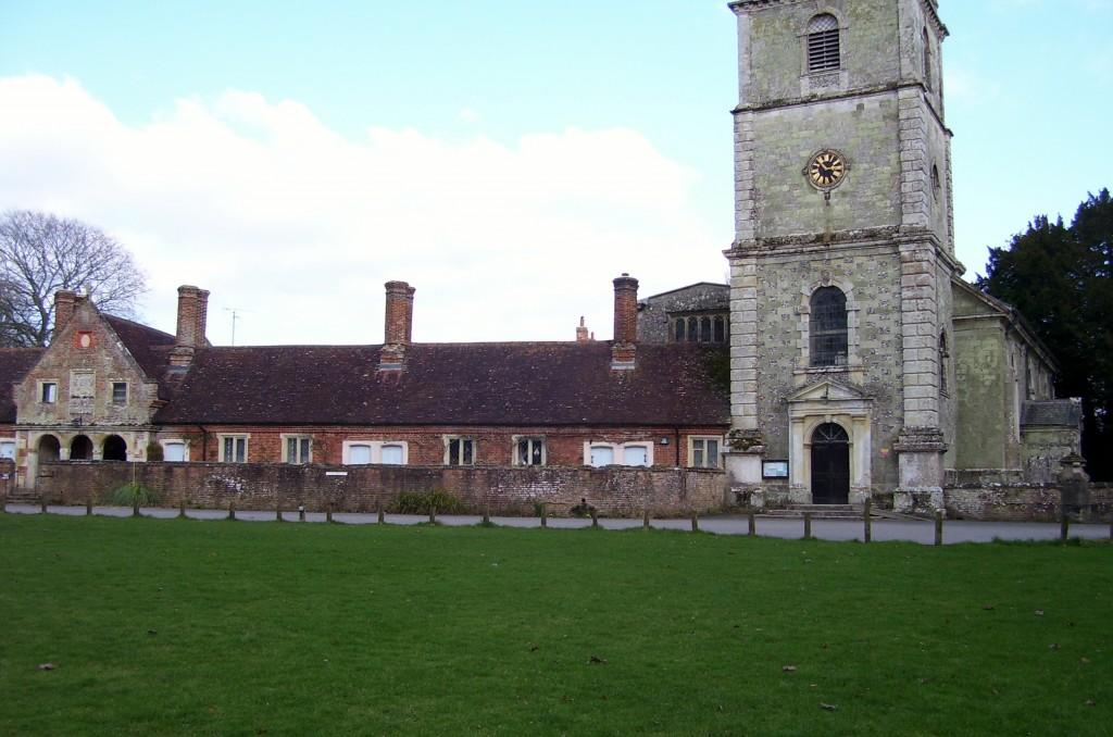 Wimborne St Giles