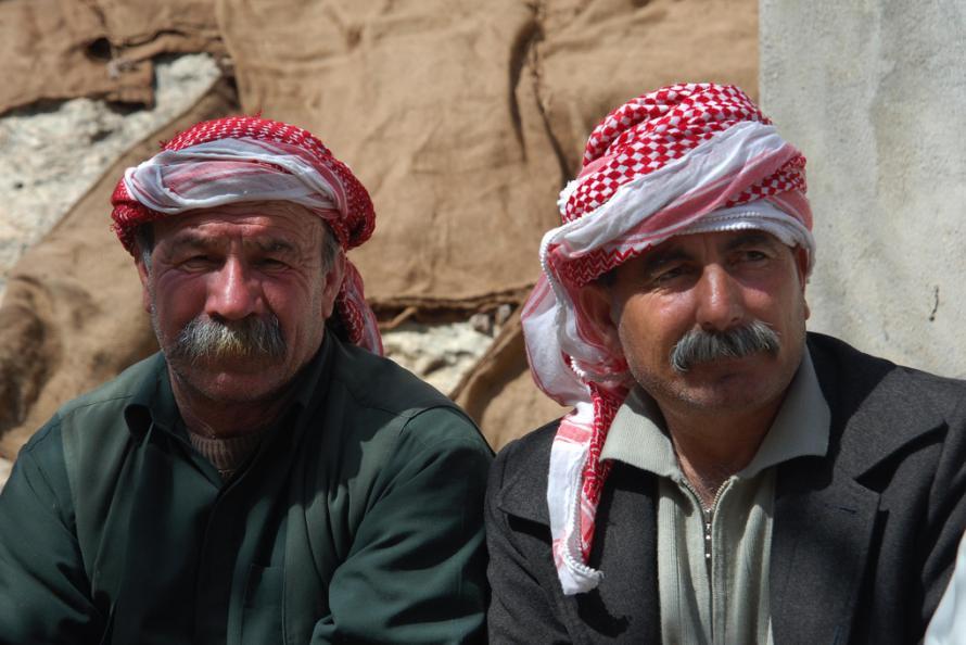 Yazidi Men